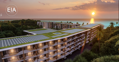 Sunshine Beach Condominium won a Dot Property Award 2020